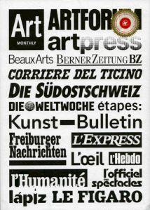 Publications — © Centre culturel suisse. Paris