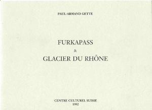 Éditions — © Centre culturel suisse. Paris