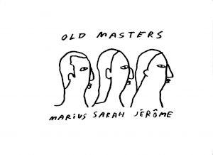 / reporté / Focus Old Masters — © Centre culturel suisse. Paris