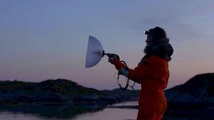<p>Ursula Biemann, Acoustic Ocean, 2018, Filmstill</p>