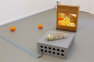<p>Senam Okudzeto, We Wanted the Object to be the Subject (Before We Wanted the Reverse), 2019 © Margot Montigny, CCS</p>
