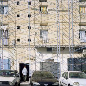 <p>© Daphné Bengoa, Le voisinage, Climat de France, Alger, Algérie, 2018</p>