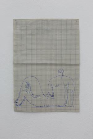 <p>Ralph Bürgin, Untitled (reclining Figure), 2019 © Margot Montigny, CCS</p>