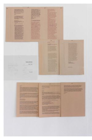 "<p>A continent Special edition for ""Body of Us"", the Swiss contribution to London Design Biennale 2018 © Continent</p>"