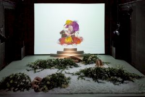 <p>Audrey Cavelius, Séries, Centre culturel suisse, 2018 / © Margot Montigny pour le CCS</p>