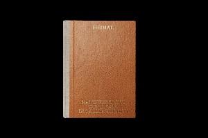Heimat. Handwerk und die Utopie des Alltäglichen, ed. Heimer, graphisme: Hubertus Design / © Clément Lambelet