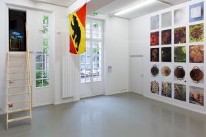 "<p>Batia Suter, ""Sole Summary"", Centre culturel suisse, 2018  / © Margot Montigny / CCS</p>"