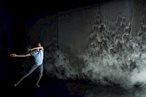 Philippe Saire, Ether / © Martin Argyroglo, Centre culturel suisse, 2018