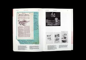 <p>Catalogue de l'exposition REAPER de Richard Hamilton, Sigfried Giedion présentée au gta, Zurich, éditions JRP-Ringier, graphisme Teo Schifferli</p>