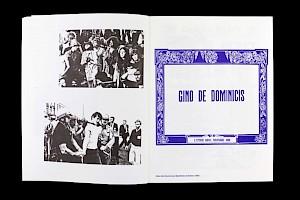 69/96, 2015, Bob Nickas, Fredi Fischli, Niels Olsen, éditions Patrick Frey, graphisme Teo Schifferli — © Centre culturel suisse. Paris