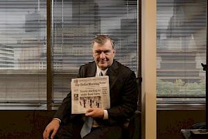 <p>Ludovic Balland, American Readers at Home / © Ludovic Balland</p>