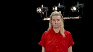 """<p>Pauline Boudry & Renate Lorenz """"Improvisation télépathique"""", performance filmée, 20', 2017</p> — © Centre culturel suisse. Paris"""