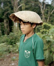 <p>Casquette tortue, Bolivar, Pérou / Photo: Yann Gross</p>