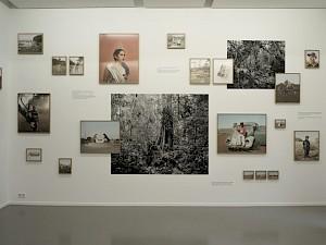 Yann Gross, The Jungle Show II, vue de l'exposition au Centre culturel suisse, 2016 © Yann Gross