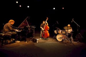 <p>Marc Perrenoud Trio / Photo: Simon Letellier</p>
