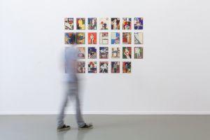 <p>Dorothy Iannone, The (Ta)Rot Pack, 1968-69/2016 / Photo: Simon Letellier</p> — © Centre culturel suisse. Paris