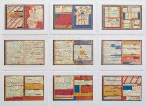 <p>Dorothy Iannone, A Cookbook / Photo: Simon Letellier</p> — © Centre culturel suisse. Paris
