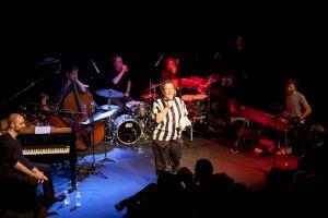 <p>Florian Favre Trio vs Gauthier Toux Trio / Photo: Simon Letellier</p>