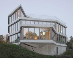 <p>Villa / Photo: Matthieu Gafsou</p>