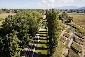 Georges Descombes, réaménagements des rives de l'Aire, Genève — © Centre culturel suisse. Paris