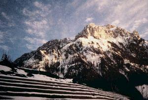 <p>Georges Descombes, Lac des 4 cantons, Voie suisse</p>