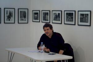 <p>Nuit de la littérature avec Frédéric Pajak / Ficep</p>