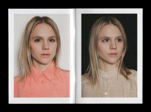 <p>'Etude', brochure pour Alexandra Bachzetsis. Photo: Melanie Hoffmann</p>