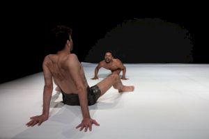 <p>Tabea Martin, Duet for Two Dancers / Photo: Simon Letellier</p>
