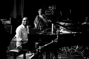Jerry léonide, MONTREUX JAZZ ACADEMY / © 2014 - MARC DUCREST - FFJM