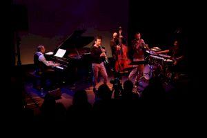 <p>Jerry Léonide Quintet / Photo: Simon Letellier</p>