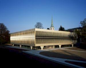 <p>Instituts de pathologie et de médecine légale Saint-Gall, Suisse / Hélène Binet</p>