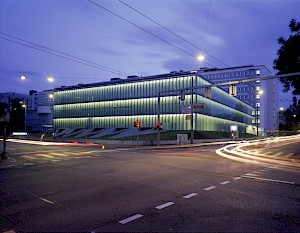 Hôpital Universitaire de Bâle Suisse © Margherita Spiluttin