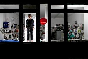 Anne Rochat, Equinoxe / Photo: Simon Letellier — © Centre culturel suisse. Paris
