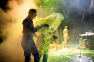 <p>Médée / Fukushima / Photo: Simon Letellier / CCS</p> — © Centre culturel suisse. Paris