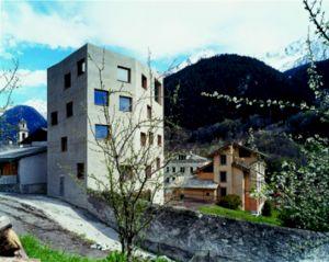 <p>Miller & Maranta, Villa Garbald, Castasegna  / Photo: D.R.</p> — © Centre culturel suisse. Paris