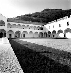 Ecole dans l'ancien couvent Monte Carasso / Photo: Giovanni Luisoni — © Centre culturel suisse. Paris