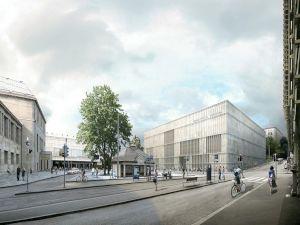 <p>Extension Kunsthaus Zurich © David Chipperfield Architects</p>