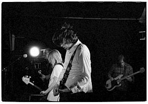 Sonic Youth,festival Kilbi, D¸dingen, 31 mai 2009 / Photo: Catherine Ceresole — © Centre culturel suisse. Paris