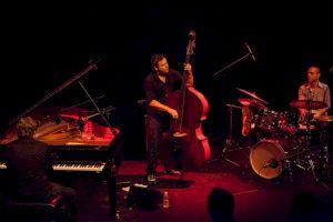 <p>Marc Perrenoud Trio / Photo: Simon Letellier / CCS</p> — © Centre culturel suisse. Paris