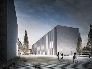 <p>Musée cantonal des beaux-arts de Lausanne © Estudio Barozzi Veiga</p>