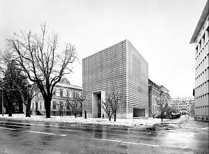 Bündner Museum de Coire © Estudio Barozzi Veiga