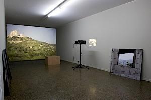 Uriel Orlow, Unmade Film / Photo: Marc Domage / CCS — © Centre culturel suisse. Paris