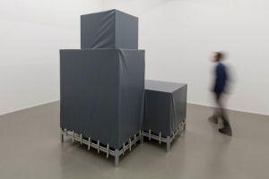 <p>Vue de l'exposition Aller/Retour II: Carte Blanche Fischli/Weiss / Photo Marc Domage</p>
