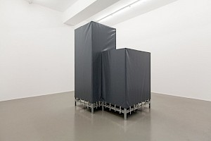 Fabrice Gygi, sans titre, 2013 / Photo: Simon Letellier — © Centre culturel suisse. Paris