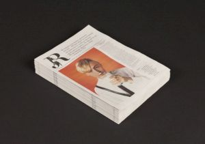 <p>Journal, JRP|Ringier, 2011 © Gavillet & Rust</p>