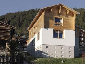 <p>Petit hôtel, Vrin / Photo: DR</p>