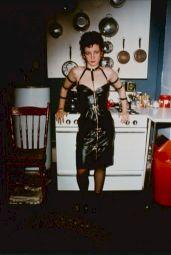 <p>Nan Goldin, Nan as a dominatrix, Cambridge, MA, 1977/1999. Collection Fotomuseum Winterthur © Nan Goldin</p>