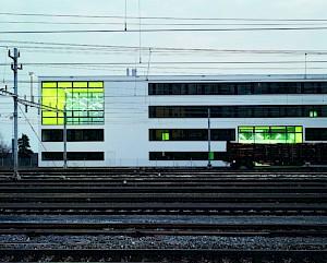 Le Campus Arc 1 / Photo: Ruedi Wa — © Centre culturel suisse. Paris