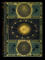 <p>Amédée Guillemin, Le ciel, notions élementaires d'astronomie physique, Paris, 1877 © Aargauer Kunsthaus Aarau / Dépôt de la collection Andreas Züst / Photo: David Aebi, Bern</p>