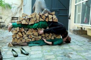 <p>Gilles Furtwängler & Anne Rochat / Photo: Simon Letellier</p>